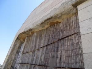 בדק בית - בטון וטיח חשוף