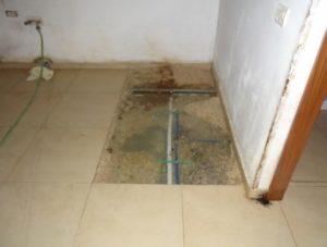 חדירת רטיבות למרתף - גלאור בדק בית